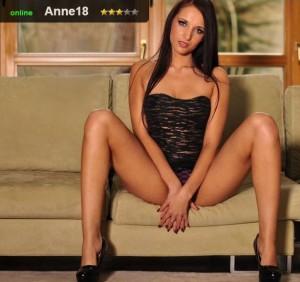 Anne das Sexcam Luder