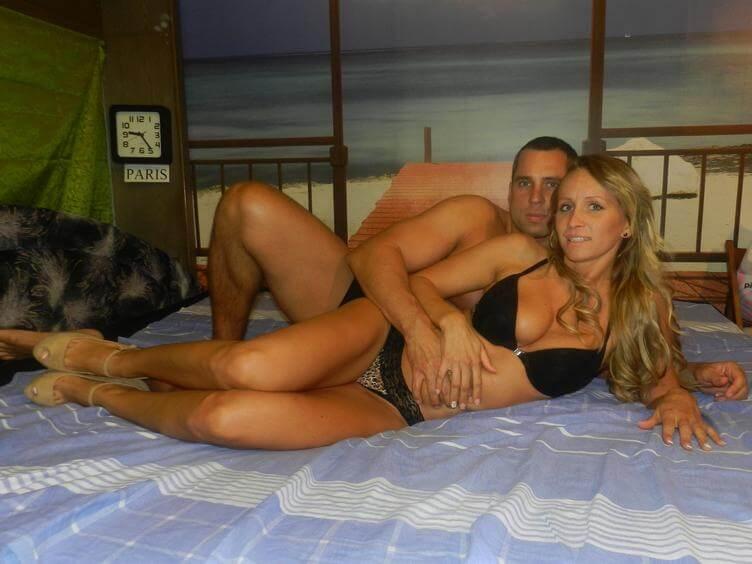 Sexcam Paar Tom und Anne
